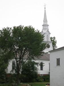 Castine, Church