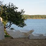 Home and Away, granite 2104. Castine, ME