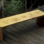 RT Leverich Truth/Rut Bench 2003